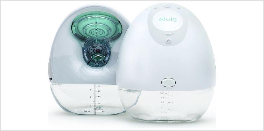 Elvie Pump - Single Electric Wearable Breast Pump from Argos