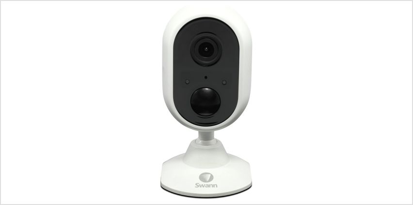 Swann 1080P Indoor Wi-Fi Camera from Argos