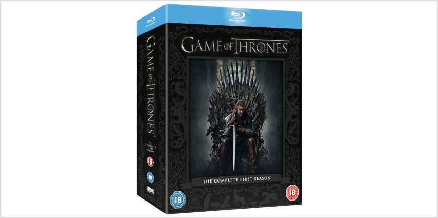 Game of Thrones Season 1 Blu-Ray from Argos
