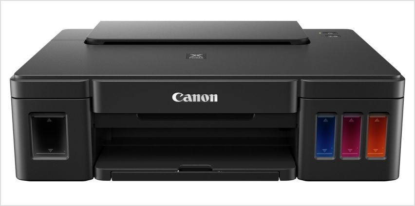 Canon Pixma G1501 Inkjet Printer from Argos