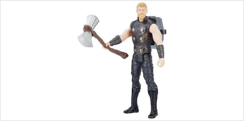 Marvel Avengers: Infinity War Titan Hero Power FX Thor from Argos