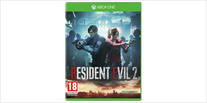 Resident Evil 2 Remastered Xbox One Game. from Argos