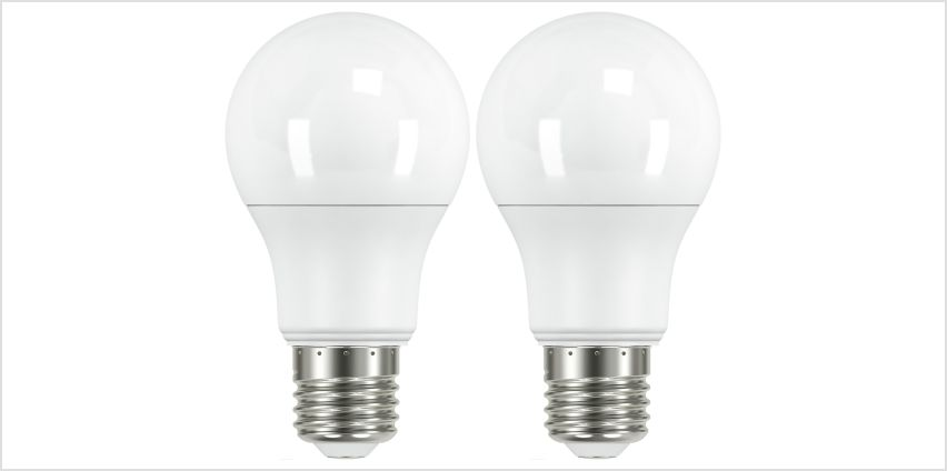 Argos Home 8W LED ES Dimmable Light Bulb - 2 Pack from Argos