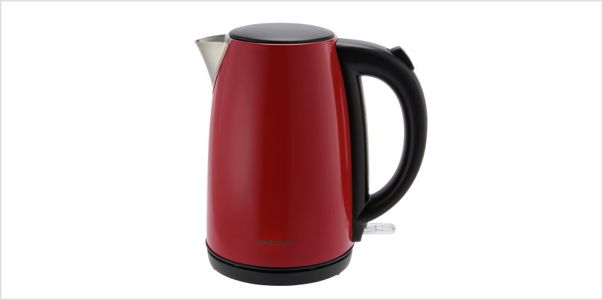 Cookworks Jug Kettle - Red from Argos