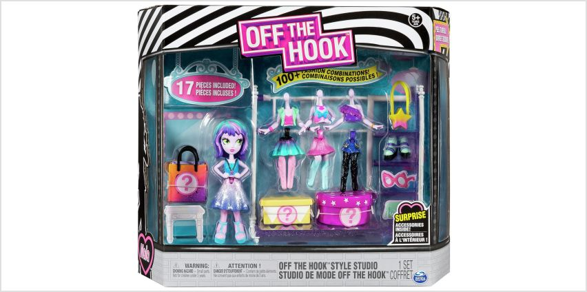 Off The Hook Style Studio from Argos