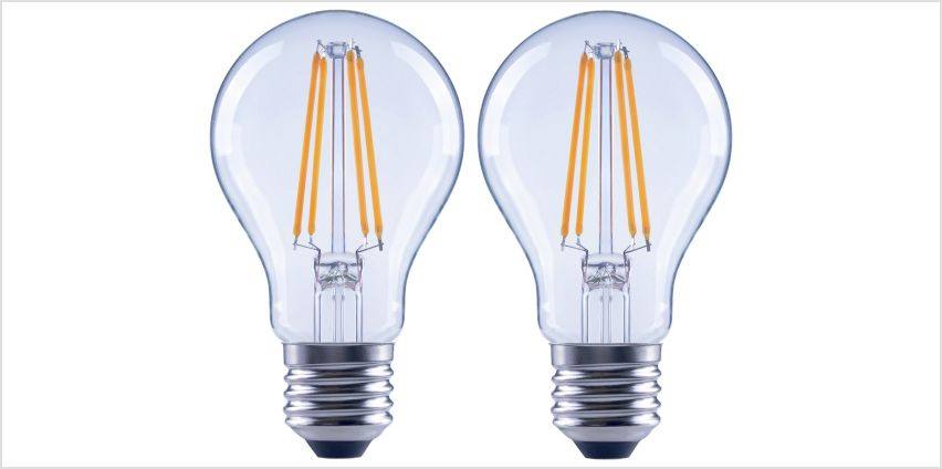 Argos Home 6W LED ES Light Bulb - 2 Pack from Argos