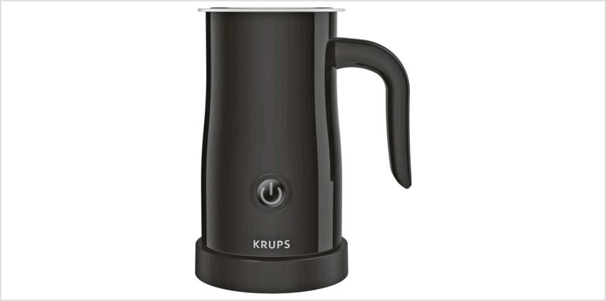 Krups Frothing Control Milk Frother from Argos