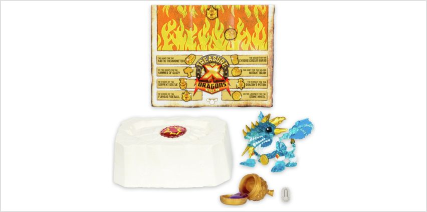 Treasure X Dragons Gold from Argos