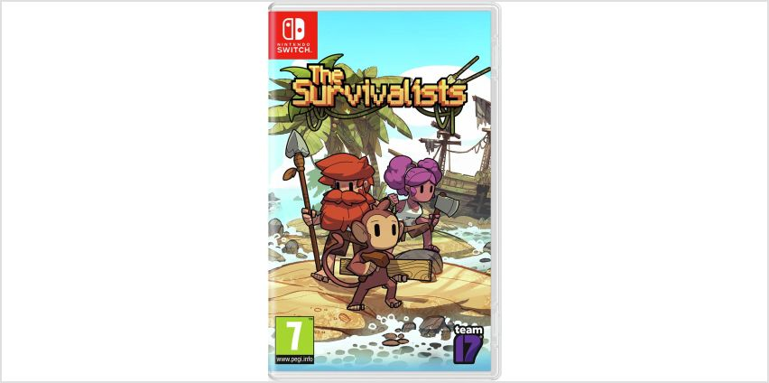 The Survivalists Nintendo Switch Game from Argos