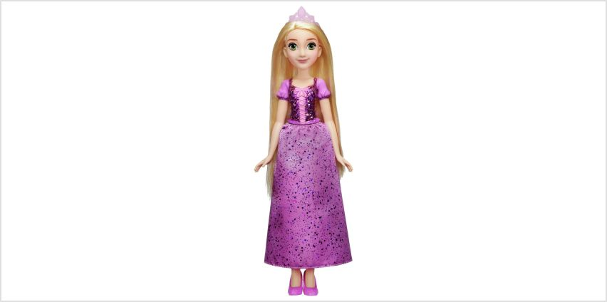Disney Princess Royal Shimmer Rapunzel from Argos