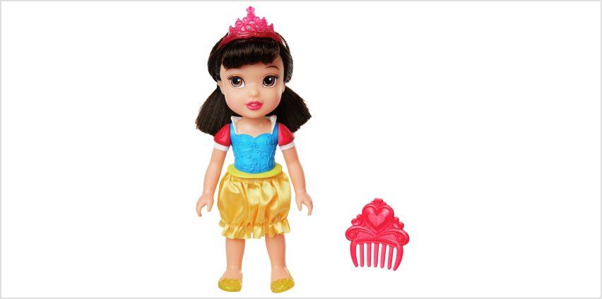 Disney Princess Petite Princess Dolls from Argos