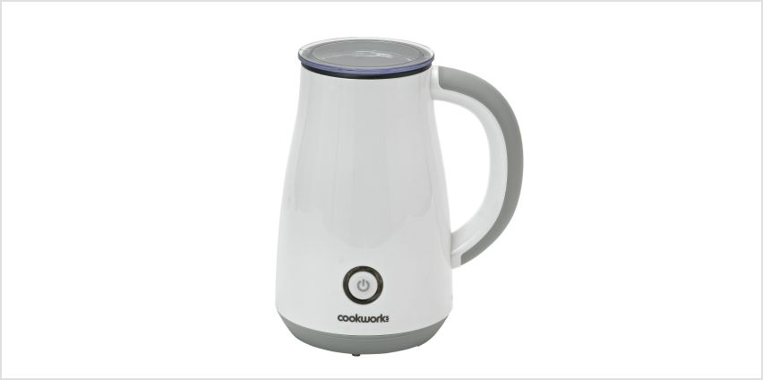 Cookworks 200ml Milk Frother  from Argos