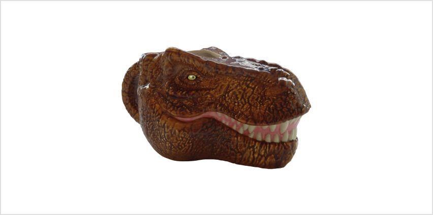 Jurassic World T Rex 3D Mug from Argos