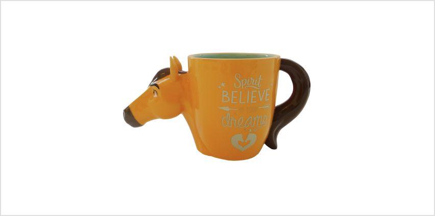 Spirit 3D Horse Mug from Argos