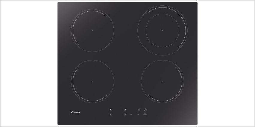 Candy CIC642 Induction Hob from Argos