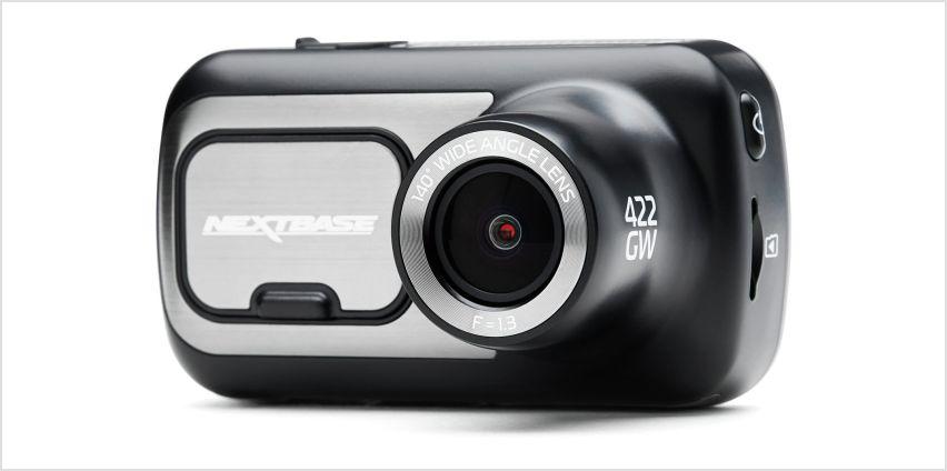 Nextbase 422GW Dash Cam with Alexa Enabled from Argos