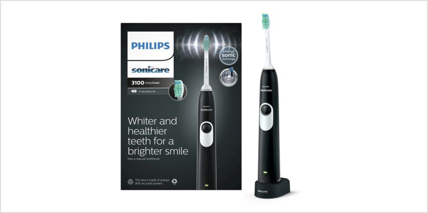 Philips Sonicare DailyClean 3100 Electric Toothbrush - Clean from Argos