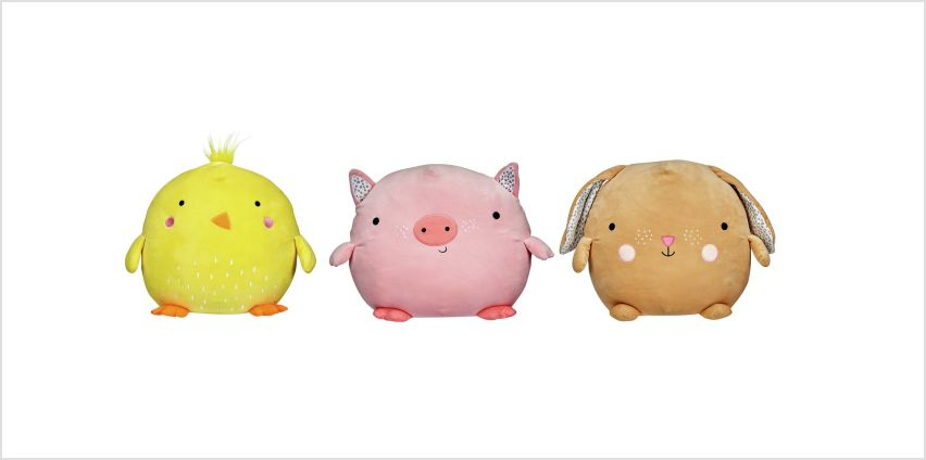 Argos Home Soft Roly Poly Soft Toy - 1 Provided from Argos