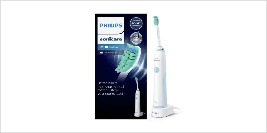 Philips Sonicare DailyClean 2100 Electric Toothbrush - Clean from Argos