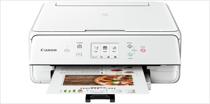 Canon PIXMA TS6251 Wireless Inkjet Printer from Argos