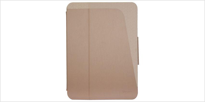 Targus ClickIn iPad Air 9.7 Inch Tablet Case - Rose Gold from Argos