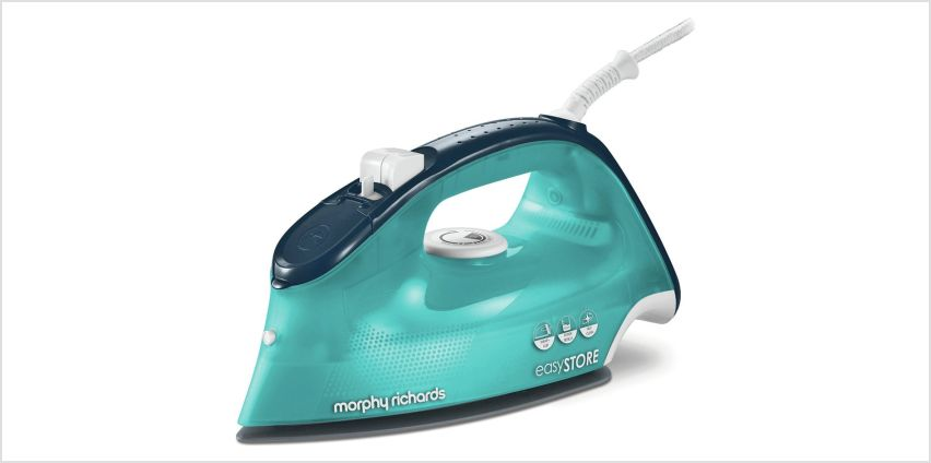 Morphy Richards 300281 Breeze Easy Store Steam Iron from Argos