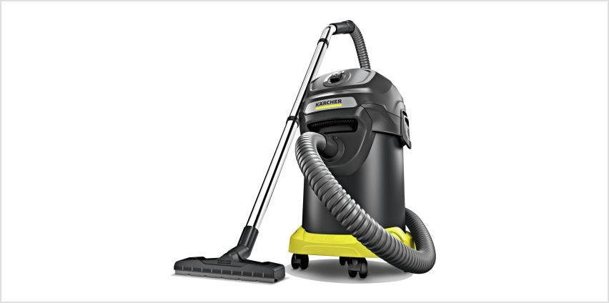 Karcher 16297330 AD4 Ash Vacuum Cleaner from Argos