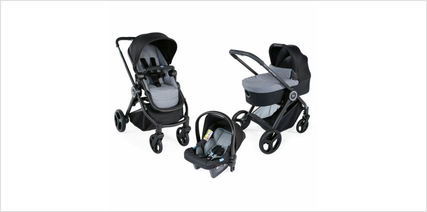 Chicco Trio Best Friend Travel System from Argos