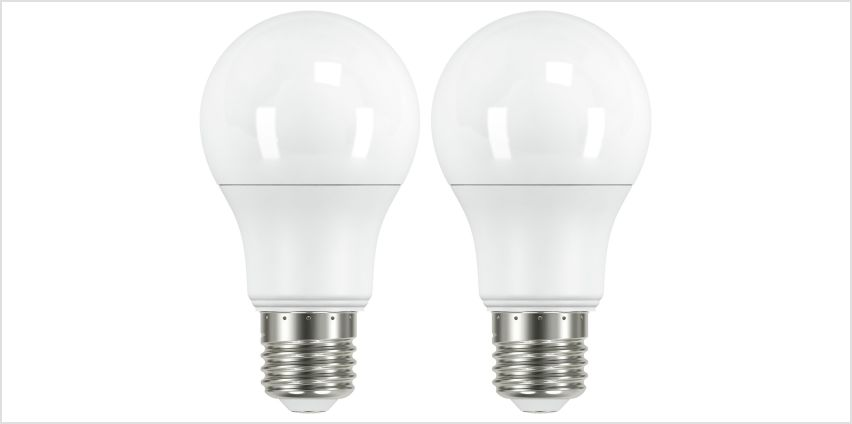 Argos Home 5W LED ES Light Bulb - 2 Pack from Argos