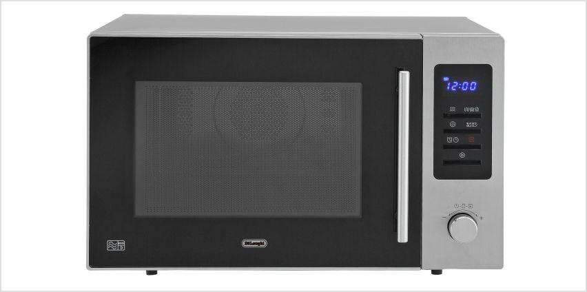 De'Longhi 900W Combination Microwave AM925 - Grey from Argos