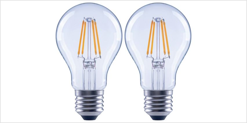 Argos Home 4W LED ES Light Bulb - 2 Pack from Argos