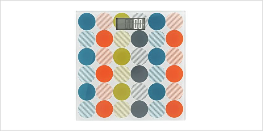 Argos Home Electronic Scales - Spots from Argos