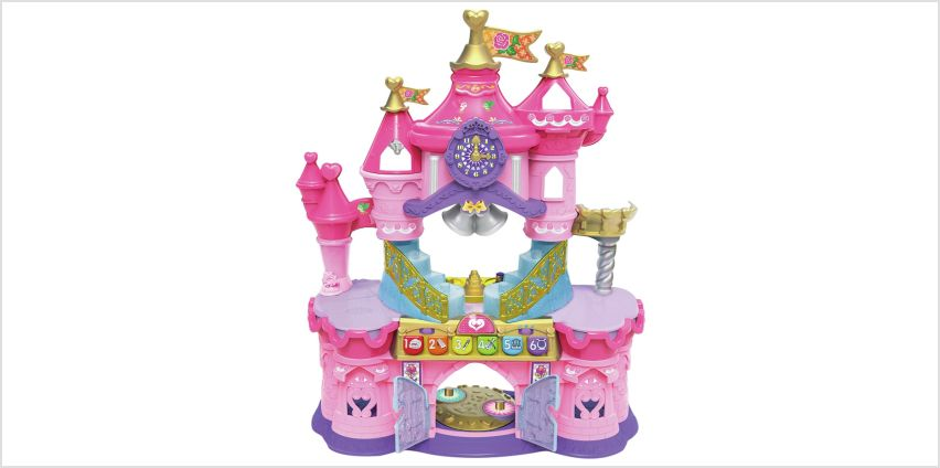 VTech Toot-Toot Magic Light Castle from Argos