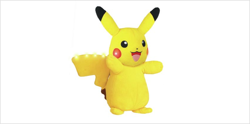 Pokemon Power Action Pikachu from Argos