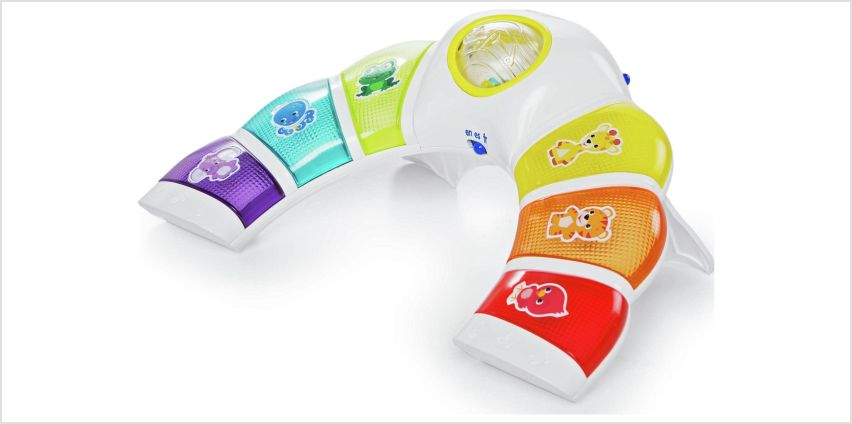 Baby Einstein Glow and Discover Lightbar from Argos