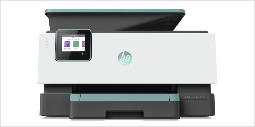 HP OfficeJet Pro 9015 Wireless Printer & 2 Month Instant Ink from Argos