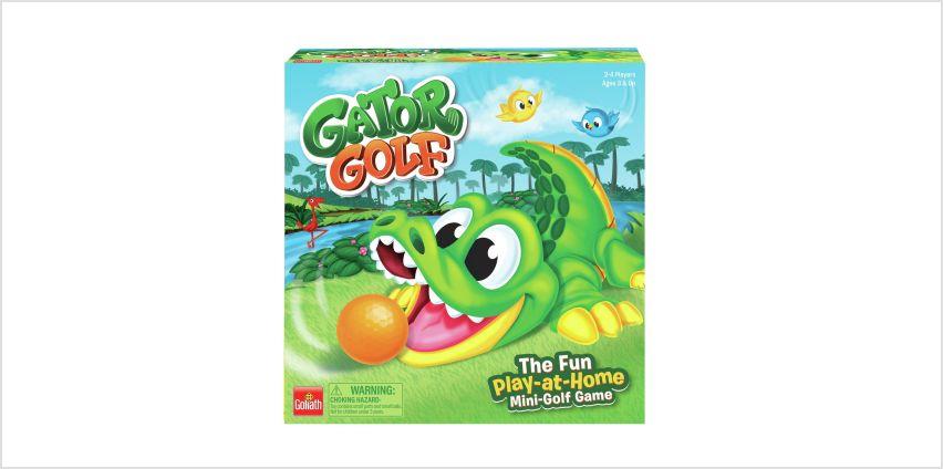 Goliath Games Gator Golf Game from Argos