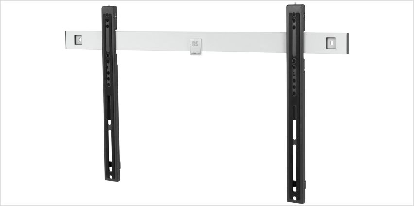 One For All Flat To Wall 32 - 84 Inch TV Wall Bracket from Argos