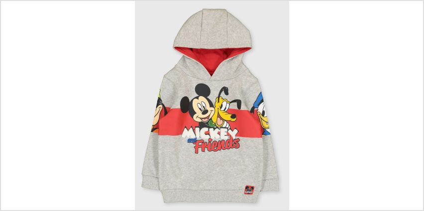 Disney Mickey Mouse & Friends Hoodie from Argos