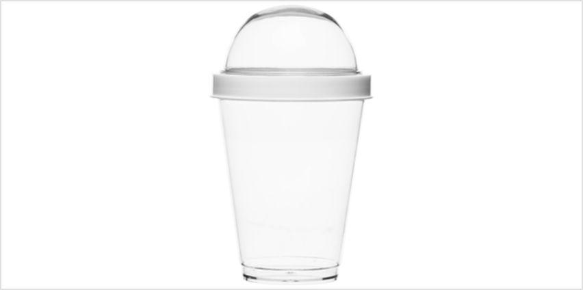 Sagaform Fresh Yoghurt Mug 300ml - White from I Want One Of Those