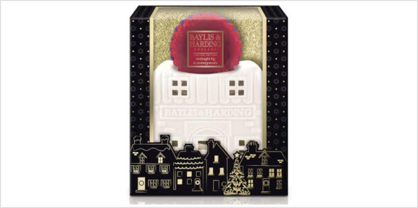 Baylis & Harding Signature Festive Wax Melt House Set from I Want One Of Those