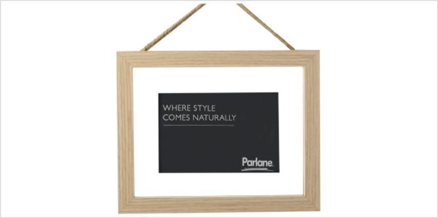 Parlane Landscape Wooden Photo Frame (20 x 25cm) from I Want One Of Those