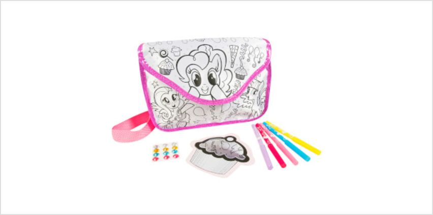 My Little Pony Colour Your Own Bag Craft Set from I Want One Of Those