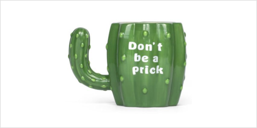Cactus Mug - Green from I Want One Of Those