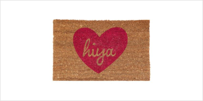 Hiya Doormat from I Want One Of Those