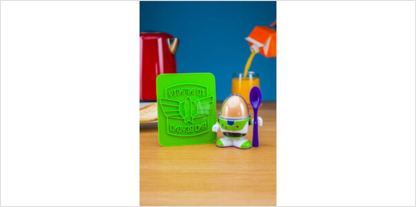 Buzz Lightyear Egg Cup from I Want One Of Those