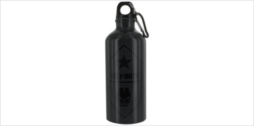Call of Duty Water Bottle from I Want One Of Those