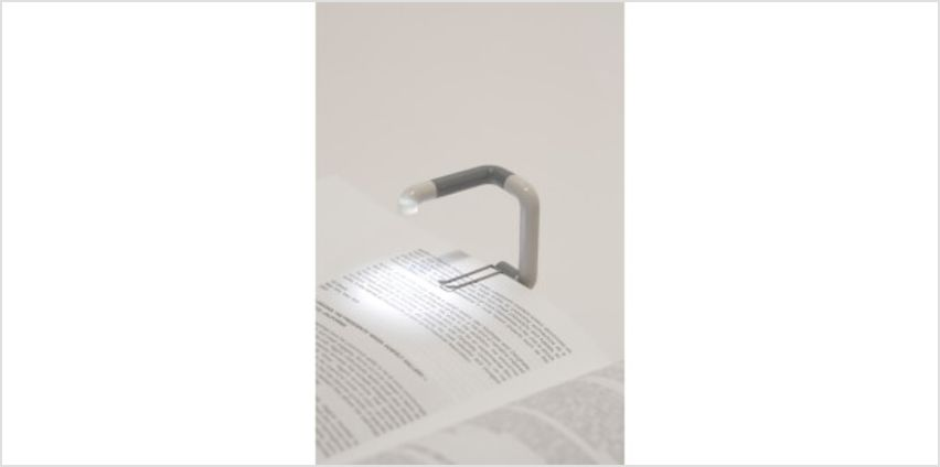 Mini Tube Book Light from I Want One Of Those