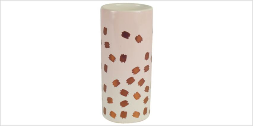 Tumbler - Soft Pink with Rose Gold from I Want One Of Those