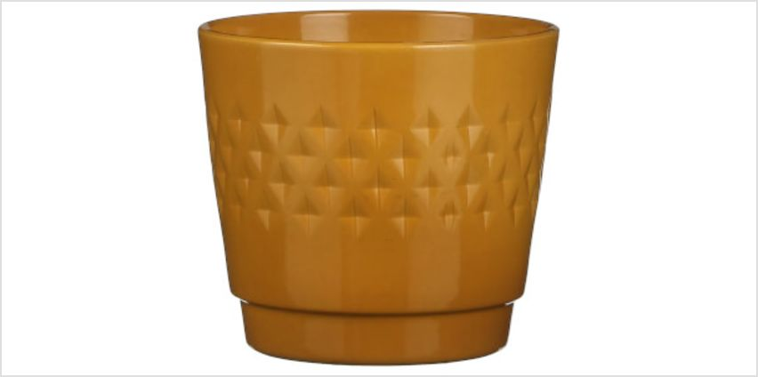 Bjorn Pot - Ochre from I Want One Of Those